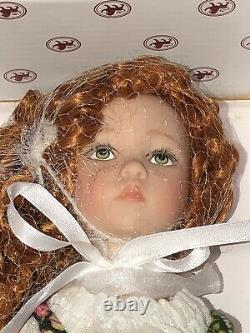 12 Ashton Drake Mary Mary Quite Contrary Vinyl BJD Dianna Effner Original Box