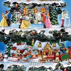 1400567001 Through The Years Disney Rotating Christmas Tree Think Christmas