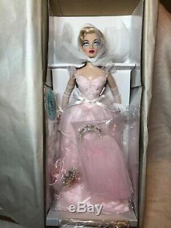 16 Ashton Drake Gene Doll I Thee Wed Pale Pink Wedding Gown Bride NRFB #I