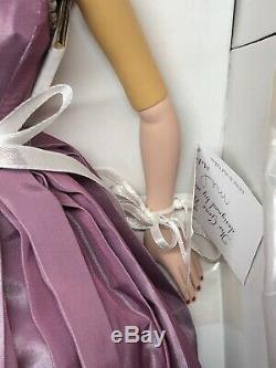 16 Ashton Drake Gene Doll Winters Romance Yellowing Torso Brunette NRFB #I