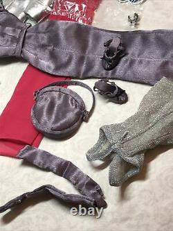 16 Integrity Gene Marshall Doll Outfit Star Entrance LTD 650 Silver Jacket G95