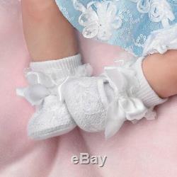 18'' Ella My Little Princess Lifelike Doll withCarriage by Ashton Drake