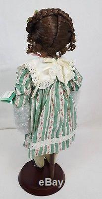 1996 Dianna Effner's EMILY 15 Porcelain Doll by Ashton Drake Galleries MIB COA