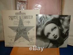 2003 I THEE WED GENE Doll MIB 1950s Bride Wedding Gown Ashton Drake Madra Tyler