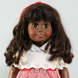 2004 Chatty Cathy Doll With Dark Complexion 20 Ashton-Drake Galleries WORKS