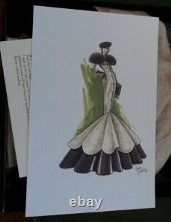 2005 Ashton Drake Gene Convention 16 Madra Lord Lotta Moola Outfit Le 200 Nrfb