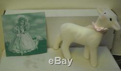 #5561 NIB Ashton Drake Wendy Lawton Little Bo Peep Doll Nursery Rhyme Collection