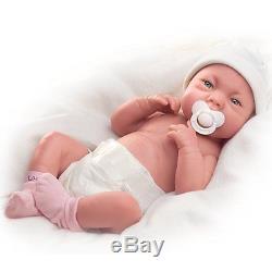 A Lovely Gift Is Little Lauren Ashton Drake Doll by Tinneke Janssens 15.5 inches