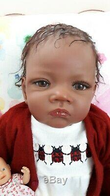 AA Ethnic Ashton Drake Baby Doll Jasmines Homecoming