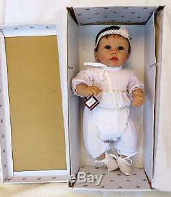 AD OLIVIA'S GENTLE TOUCH So Truly Real 20 RealTouch Vinyl/Cloth Doll IOB