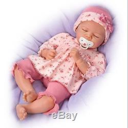 AD Pleasant Dreams Penelope Truly Real Silicone Baby