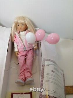 ASHTON DRAKE Dianna Effner 12 SISTERS WALK FOR CURE Doll withBOX