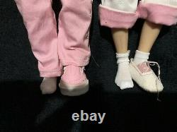 ASHTON DRAKE Dianna Effner 12 SISTERS WALK FOR CURE Doll witho Box Or Props