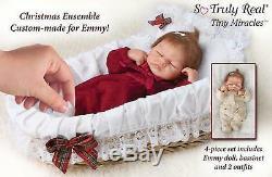 ASHTON DRAKE EMMY AT CHRISTMAS