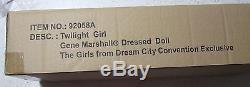 Ashton Drake Gene Doll Twilight Girl, Girls From Dream City Convention Nib