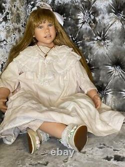 ASHTON DRAKE JULIE FISCHER HANNAH DOLL antique rare