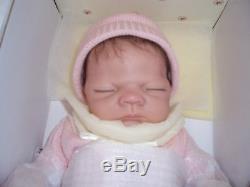 ASHTON DRAKE Linda Webb Katie So Truly Real Baby Doll NIB MINT Rare HTF