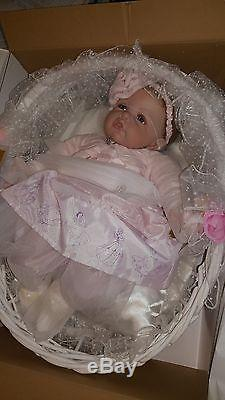 Ashton Drake So Truly Real Disney Pretty As A Princess Baby Doll By Elly Knoops