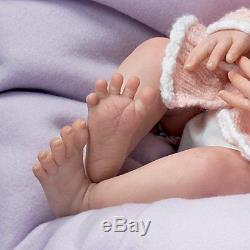 ASHTON DRAKE So Truly Real ABBY ROSE Lifelike Baby Doll NEW