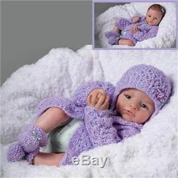 ASHTON DRAKE So Truly Real ALYSSA CLAIRE Lifelike Baby Doll NEW