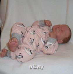ASHTON DRAKE So Truly Real Linda Webb Welcome Home Baby Emily Enhanced Paci COA