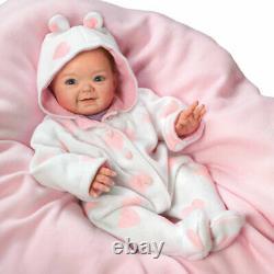 ASHTON DRAKE So Truly Real SAVANA 18 BABY DOLL BY SAVANA vinyl skin & weighted