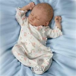 ASHTON DRAKE So Truly Real SOPHIA Baby Doll Breathes, Coos, Heartbeat NEW