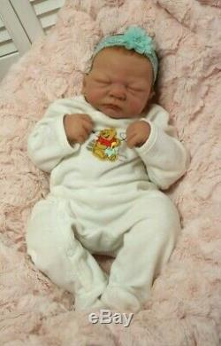 ASHTON DRAKE So Truly Real Welcome Home Baby Emily by Linda Webb Paci