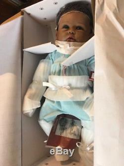 ASHTON DRAKE TIFFANY BABY DOLL VINYL LINDA MURRAY 21 Doll IN STOCK NOW