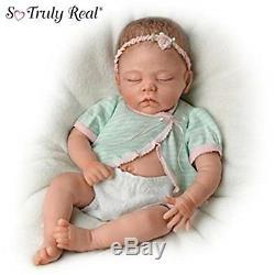 Adorable Morgan 20''So Truly Real Baby Doll by Ashton Drake