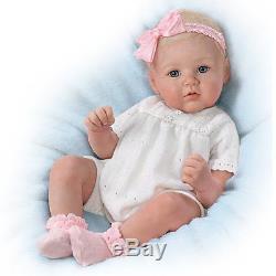 Annika 18'' Ashton Drake Doll by artist Marissa May New NRFB