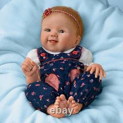 Apple Dumpling 17'' Poseable Ashton Drake Doll New NRFB