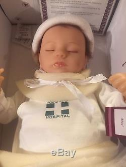 Ashley Breathing Lifelike Baby Doll So Truly Real 17 By
