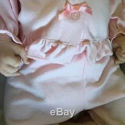 Ashton And Drake Galleries Baby Goldilocks- So Truly Real Original Must See