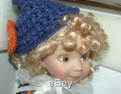 Ashton Drake 12 Vinyl Doll Goldilocks Storybook Sweethearts, Mint with Box & CoA