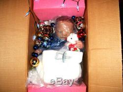 Ashton Drake 17 Chrlie Silicone Vinyl Reborn Baby Boy Doll Lifelike Newborn