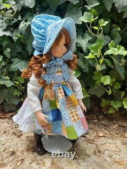 Ashton Drake #92065 A Holly Hobbie Autumn, 15 by Dianna Effner