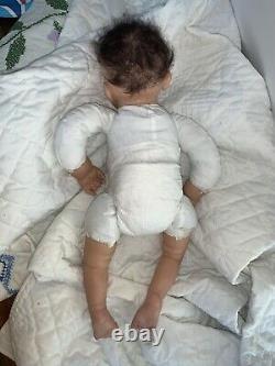 Ashton Drake ADG 04 Newborn Reborn Baby Doll