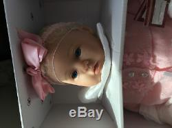 Ashton Drake ANNIKA Doll by Marissa May Item# 0302579001 NIB with COA