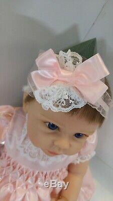Ashton Drake All Dolled Up Olivia Lifelike Doll