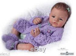 Ashton Drake Alyssa Claire Poseable lifelike baby Doll
