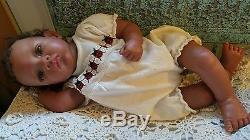 Ashton Drake Baby Doll Black African-American 20