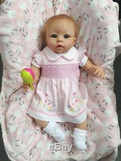 Ashton Drake Baby Doll Chloe's Look of Love by Linda Murray