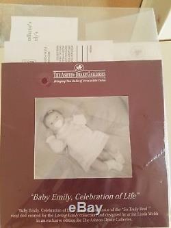 Ashton Drake Baby Emily Doll
