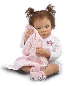 Ashton Drake Baby doll Sweet Princess Lots Of Love by Waltraud Hanl