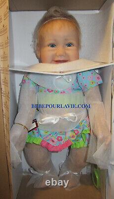 Ashton Drake Beach Baby Poseable Baby Girl Doll in a Bikini by Sherry Miller