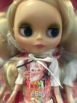 Ashton Drake Blythe Doll Pleasant Peasant New In Box 2007