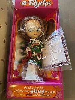 Ashton Drake Blythe Reproduction Flower Power