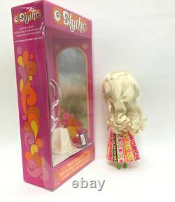 Ashton Drake Blythe Reproduction Pleasant Peasant Co Doll Flower Power Vintage