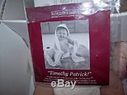 Ashton Drake / Bonnie Chyle Vinyl Anatomically Correct Timothy Patrick Nib